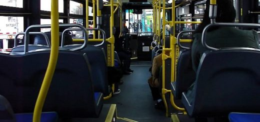 Inside City Bus Sound Effect | www.FreeSoundsLibrary.com