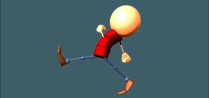 Cartoon Footsteps Sound Effect