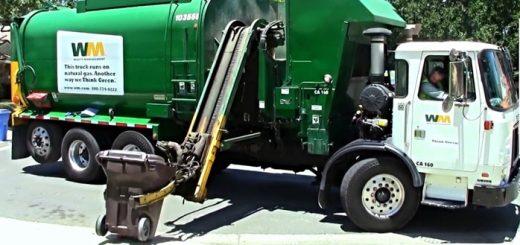 Garbage Truck Sound Effect