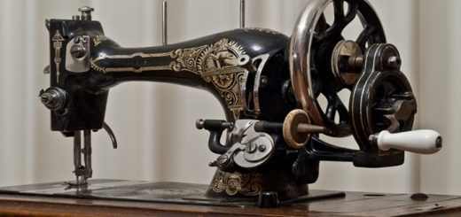 Vintage Sewing Machines Sound Effect