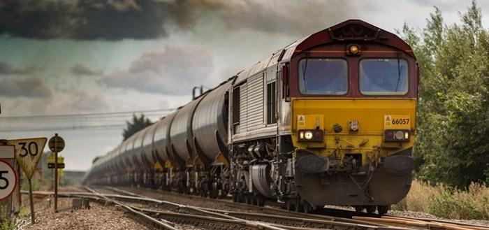 Train Horn Noise