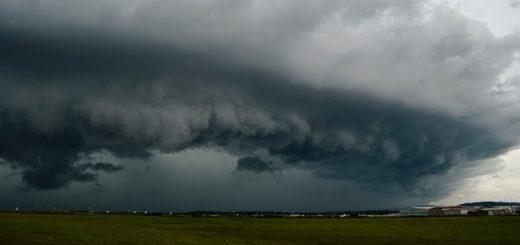 Distant Thunder Rumbling