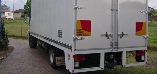 Truck Backup Beeper Sound Effect