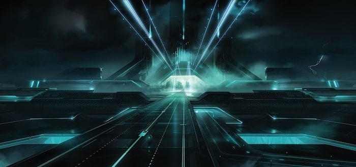 Sci-Fi Transition