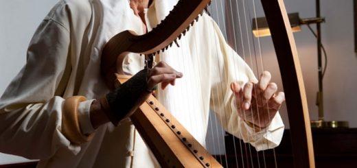 Harp Magic Dream Sound Effect