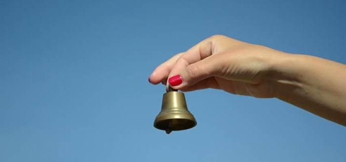 Small Bell Ringing Sound Effect