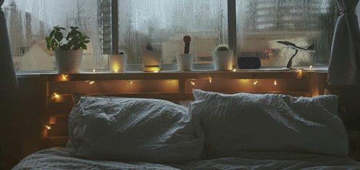 Heavy Rain Sound for Sleeping 17min