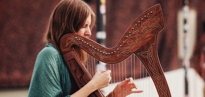 Harp Dream Sound Effect