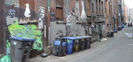 Trash Can Crash Sound Effect