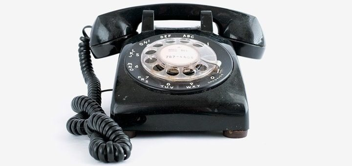 Vintage Phone Ringing Sound