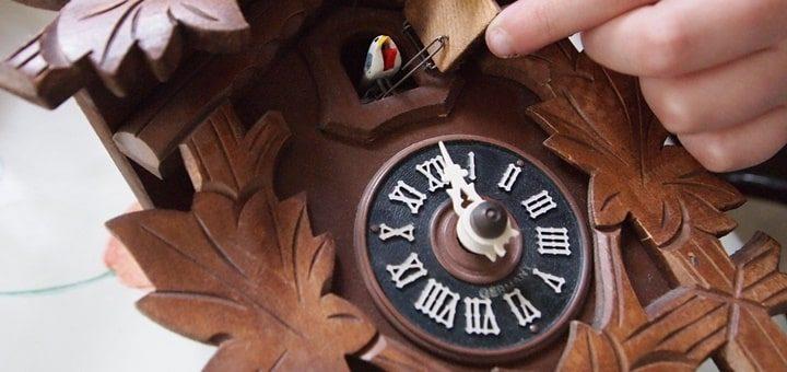 Coo Coo Clock Sound