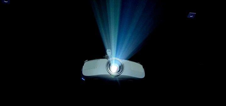 Slide Projector Sound Effect