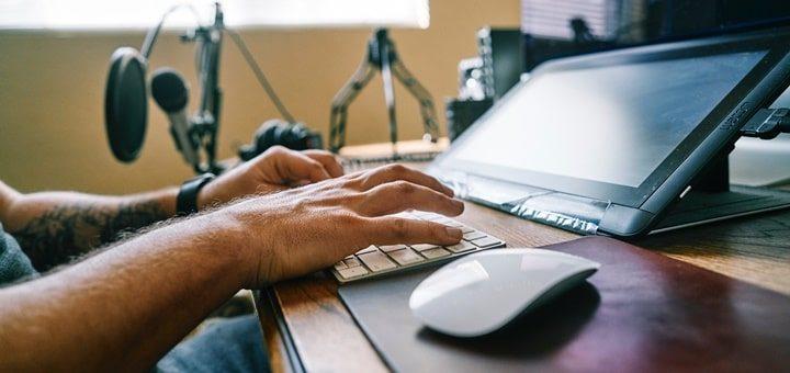 Computer Keyboard Sounds