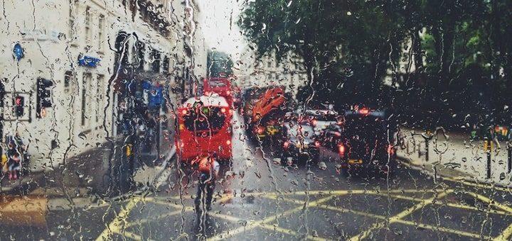 Heavy Summer Rain Loop