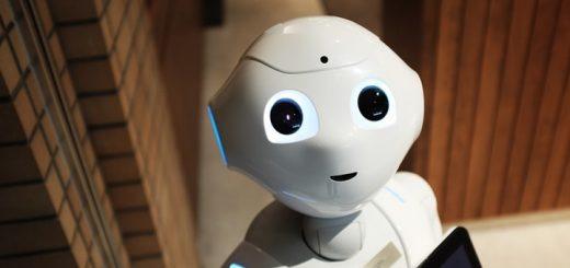 Robot Voice Saying Wonderful