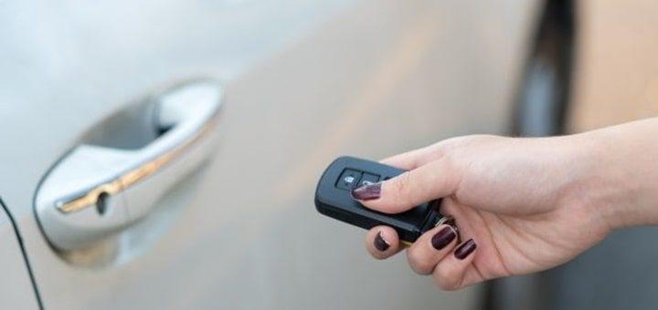 Car Lock Sound Effect