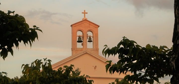 Church Bell Tolling