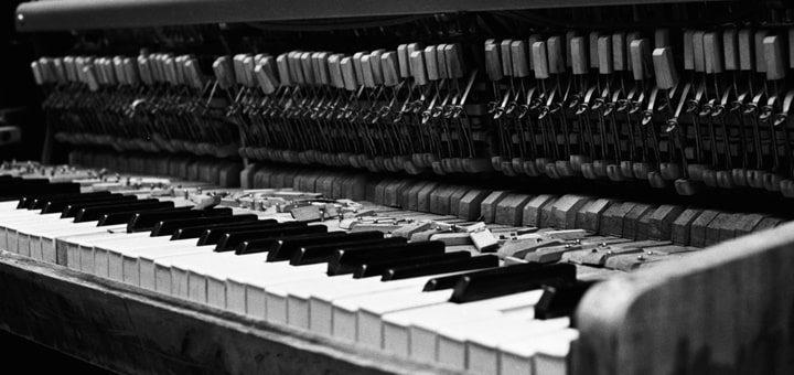 Dramatic Mystical Piano