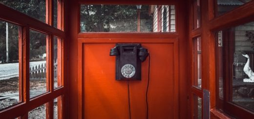 Rotary Phone Dialing Sound