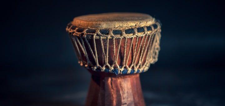 Dramatic Drum Rhythm Intro