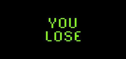 Game Lose