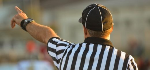 Referee Blowing Whistle Sound-effect
