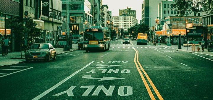 City Bus Sound Effect