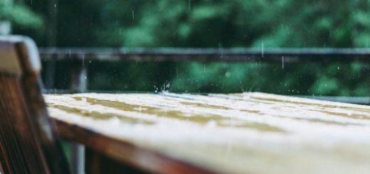 Medium Rain Drops Loop Sound Effect