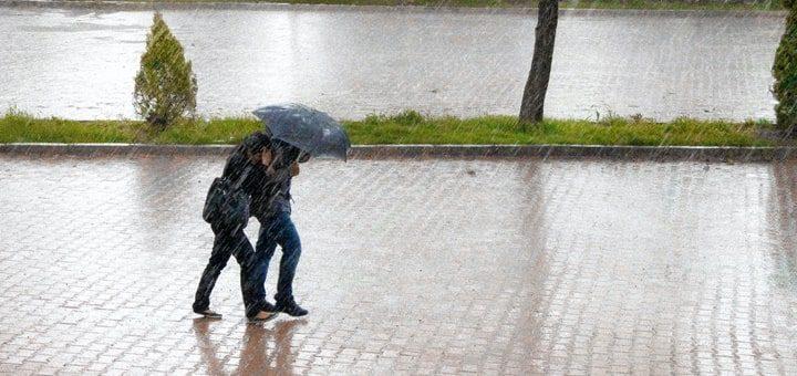 Heavy Rain and Thunder Sounds 8 minutes