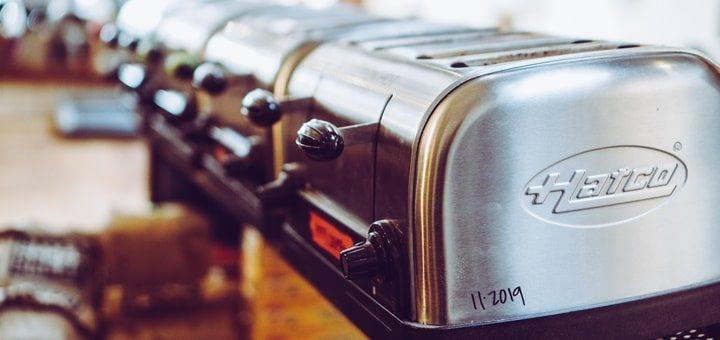 Sound Effect Toaster Pop Up