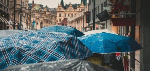 Rain Falling Sound Effect