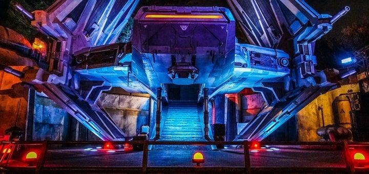 Spaceship Door Sound Effect