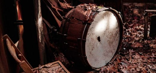 Dramatic Tension Cinematic Drums