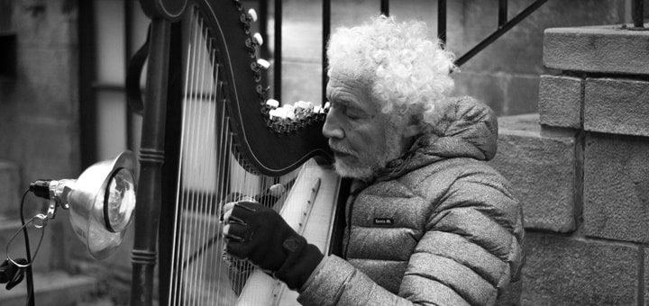 Harp Glissando Sound Effect