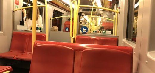 Ride the Metro in Vienna Austria
