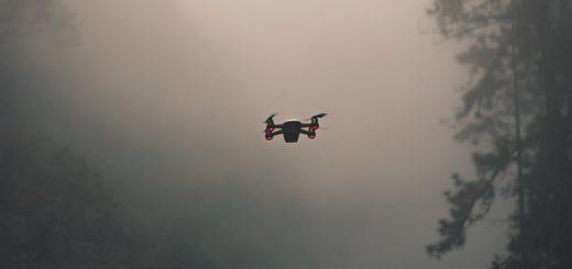 Creepy Drone Transition