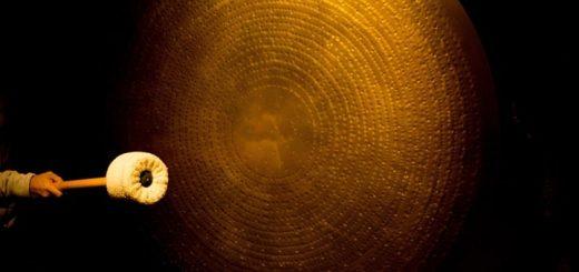 Deep Gong Hit Sound Effect