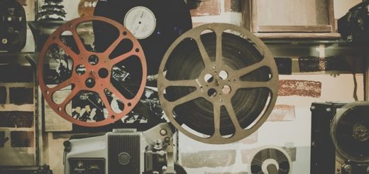 Film Projector Sound Effect