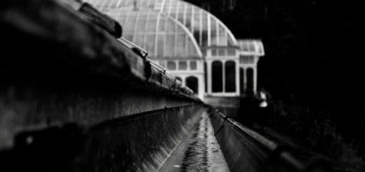 Rain Gutter to Ground