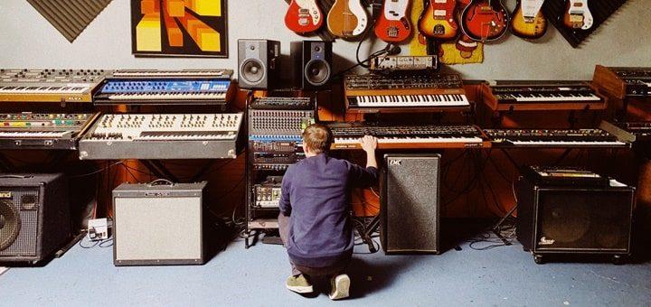 Sad Intro Synth Melody
