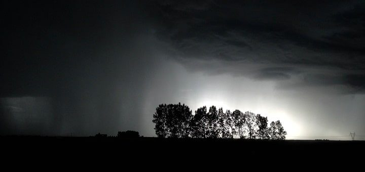Storm Coming Relaxing Nature Ambience Sound Effect