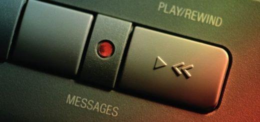 Answering Machine Beep Sound Effect