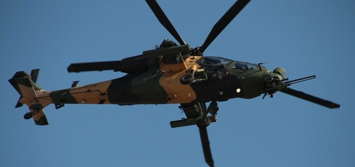 Military Helicopter Take Off Sound Effect