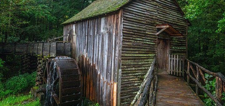 Watermill Sound Effect