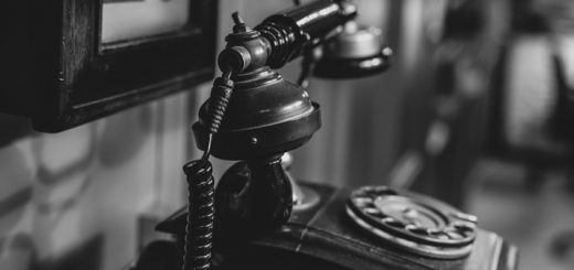Old Home Phone Ringing