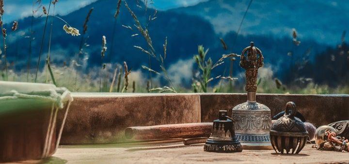 Tibetan Bell Sound