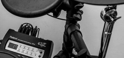 Aggressive Drum Beat Audio Loop