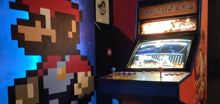 Free Music Loop for Arcade Games and Videos