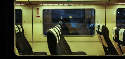 Inside Train Ambience Sound Effect