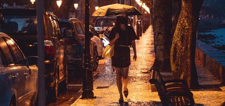 Light Rain Sound Effect